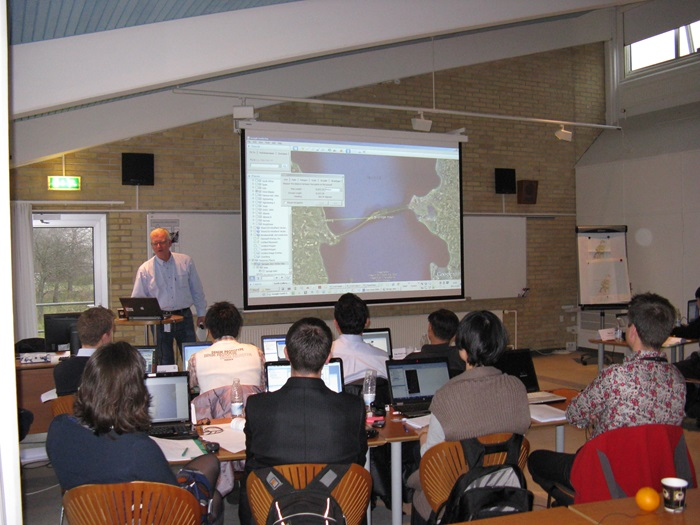 WAsP Course in HH Koch Auditorium at Risø Campus, Denmark