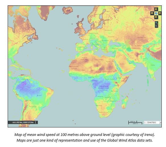Validation of the Global Wind Atlas